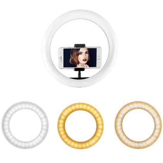Jual Fotoplus Ring Light RL-10 Basic Kit Harga Murah Terbaik dan Spesifikasi