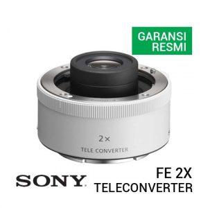 Jual Lensa Sony FE 2x Teleconverter Harga Terbaik dan Spesifikasi