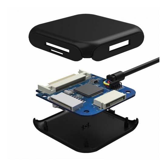 Jual Orico CRS31A USB 3.0 Card Reader Harga Murah Terbaik dan Spesifikasi