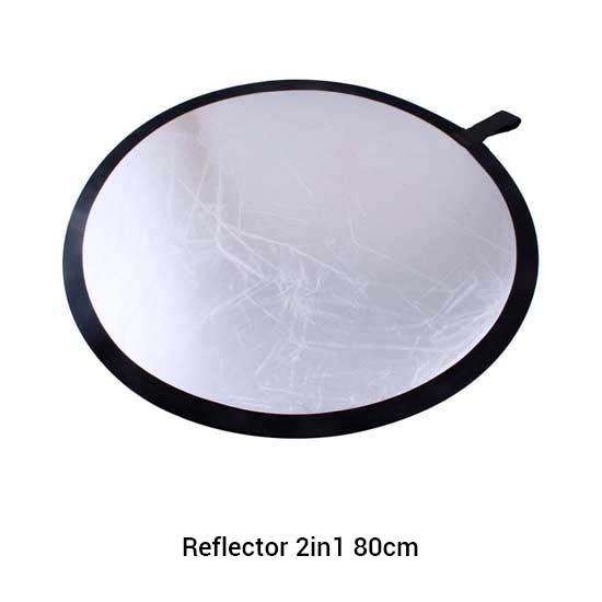 Jual Reflector 2in1 80cm Harga Murah Terbaik dan Spesifikasi