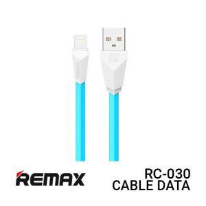 Jual Remax Cable Iphone Alien 1M - Blue Harga Murah dan Spesifikasi