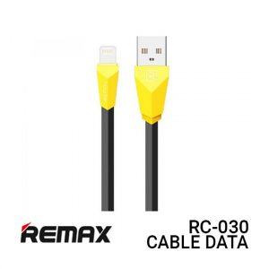 Jual Remax Cable Iphone Alien 1M - Yellow Harga Murah dan Spesifikasi