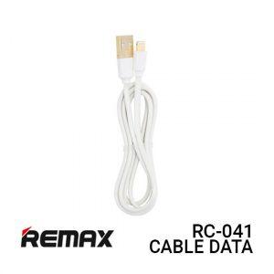 Jual Remax Cable Iphone Radiance 1M - White Harga Murah dan Spesifikasi