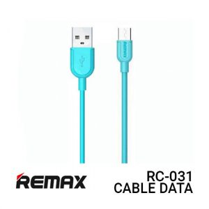 Jual Remax Cable Micro Souffle 1M - Blue Harga Murah dan Spesifikasi