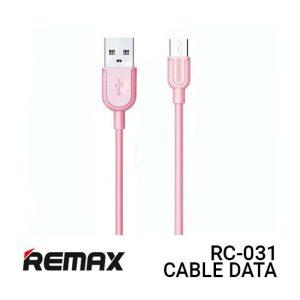 Jual Remax Cable Micro Souffle 1M - Pink Harga Murah dan Spesifikasi