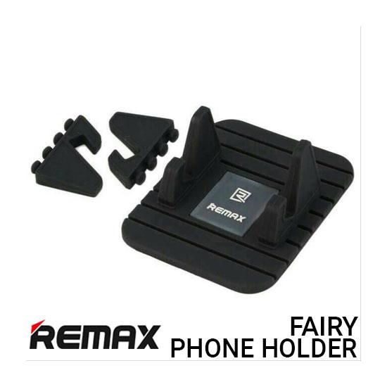Jual Remax Holder Smartphone Fairy - Black Harga Murah dan Spesifikasi