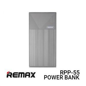 Jual Remax RPP-55 Power Bank 10000MAH Thoway - Grey Harga Murah