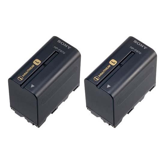 Jual Sony NP-F970 L-series Battery 2 Pack Harga Terbaik dan Spesifikasi