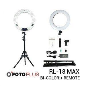Fotoplus Ring Light RL-18 Max LED White new thumb