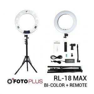 Jual Fotoplus Ring Light RL-18 Max LED White Harga Murah Terbaik dan Spesifikasi