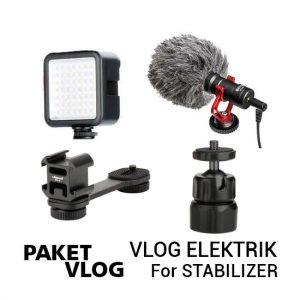 Jual Paket Vlog Elektrik Harga Murah Terbaik dan Spesifikasi