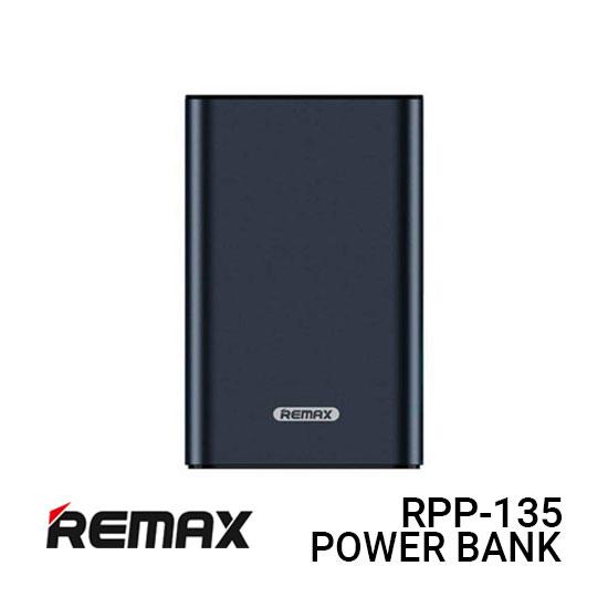 Jual Remax PowerBank RPP-135 Kinkon - Blue Harga Murah dan Spesifikasi