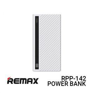 Jual Remax PowerBank RPP-142 Hunyo - White Harga Murah dan Spesifikasi