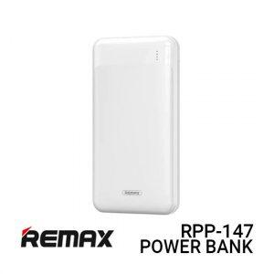 Jual Remax PowerBank RPP-147 Jany - White Harga Murah dan Spesifikasi.