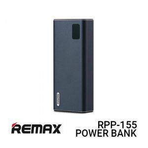 Jual Remax PowerBank RPP-155 Mini Pro - Blue Harga Murah dan Spesifikasi