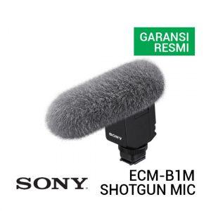 Jual Sony ECM-B1M Shotgun Microphone Harga Terbaik dan Spesifikasi