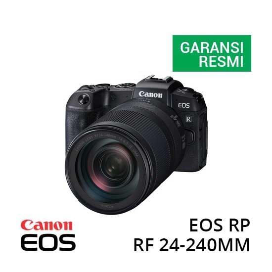 jual EOS RP RF 24-240mm F4-6.3 IS USM Lens Kit