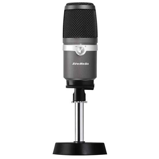 Jual AVerMedia USB Microphone Harga Terbaik dan Spesifikasi