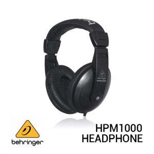 Jual Behringer HPM1000 Headphone Black Harga Terbaik dan Spesifikasi