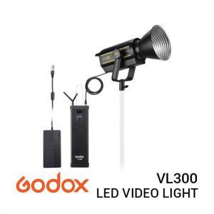 Jual Godox VL300 LED Video Light Harga Terbaik dan Spesifikasi