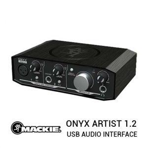 Jual Mackie Onyx Artist 1.2 USB Audio Interface Harga Terbaik dan Spesifikasi