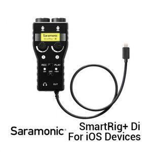 Jual Saramonic SmartRig+ Di Harga Terbaik dan Spesifikasi