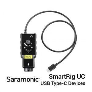 Jual Saramonic SmartRig UC Harga Terbaik dan Spesifikasi