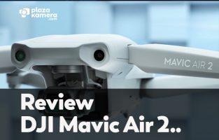 Review DJI Mavic Air 2