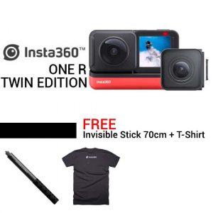 Insta360 ONE R Twin Edition