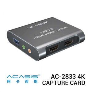 Jual Acasis AC-2833 4K Capture Harga Murah dan Spesifikasi