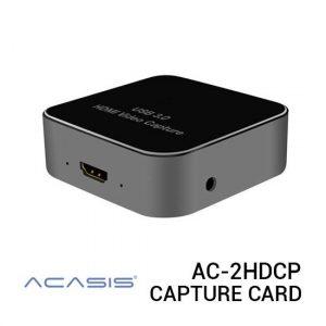 Jual Acasis AC-2HDCP Full HD Capture Card Harga Murah dan Spesifikasi
