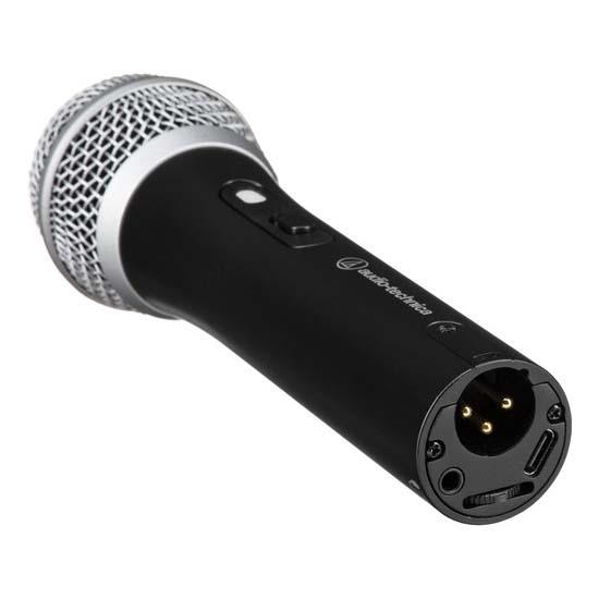 Jual Audio-Technica ATR2100x Dynamic USBXLR Microphone Harga Terbaik dan spesifikasi