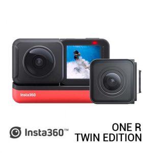 Jual Insta360 ONE R Twin Edition Harga Terbaik dan Spesifikasi
