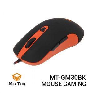 Jual MEETION MT-GM30BK Mouse Gaming Polychrome Light Harga Murah dan Spesifikasi
