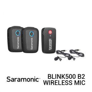 Jual Saramonic Blink 500 B2 Harga Terbaik dan Spesifikasi
