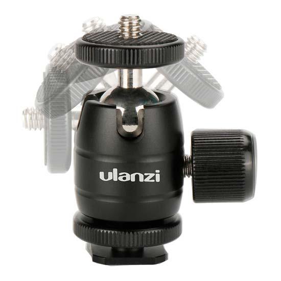 Jual Ulanzi U-30S Universal Mini BallHead Harga Murah Terbaik dan Spesifikasi