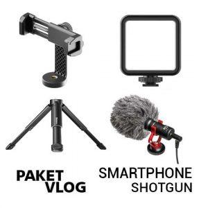 Paket Vlog Shotgun updatean terbaru harga murah