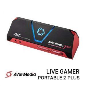 Jual Avermedia Live Gamer Portable 2 Plus Harga Terbaik dan Spesifikasi