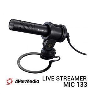Jual Avermedia Live Streamer Mic 133 Harga Terbaik dan Spesifikasi