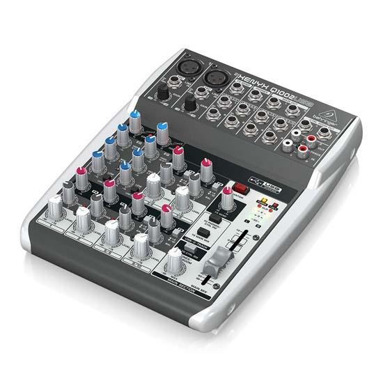 Jual Behringer XENYX Q1002USB Audio Mixer Harga Terbaik dan Spesifikasi