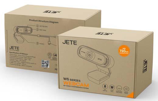 Jual Jete W5 Webcam Harga Murah Terbaik dan Spesifikasi