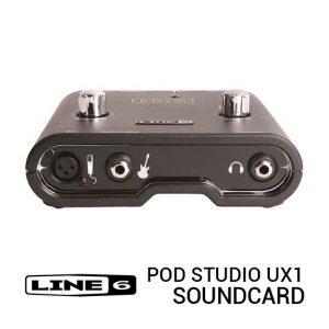 Jual Line6 POD Studio UX1 Soundcard Harga Terbaik dan Spesifikasi