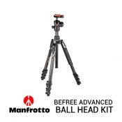 Jual Manfrotto Befree Advanced Ball Head Kit Harga Terbaik dan Spesifikasi