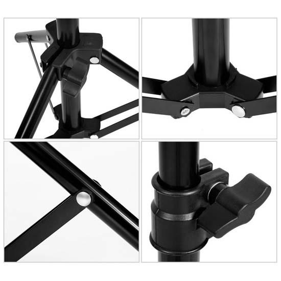 Jual Mini Light Stand 25-50cm Harga Murah Terbaik dan Spesifikasi