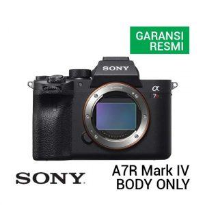 Jual Sony A7R Mark IV Body Only Harga Terbaik dan Spesifikasi