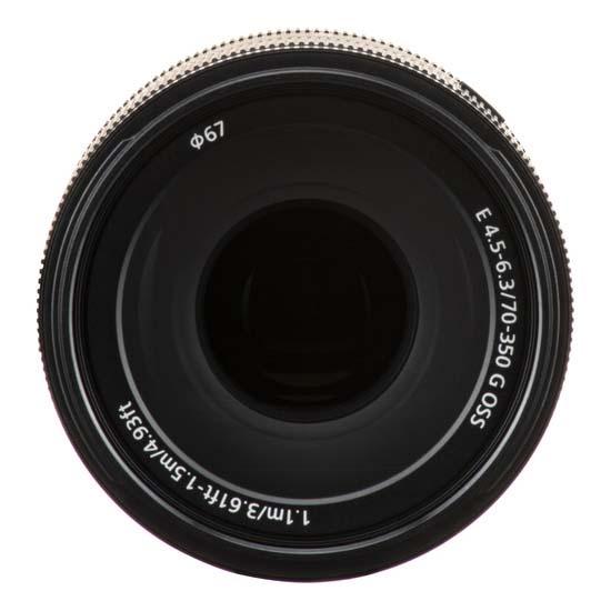 Jual Sony E 70-350mm F4.5-6.3 G OSS Harga Terbaik dan Spesifikasi