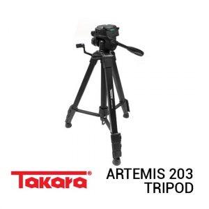 Jual Tripod Takara Artemis 203 Harga Murah Terbaik dan Spesifikasi