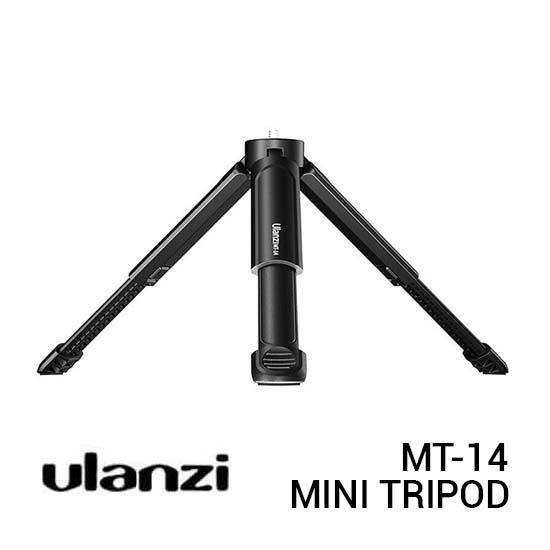 Jual Ulanzi MT-14 Mini Tripod Harga Murah Terbaik dan Spesifikasi