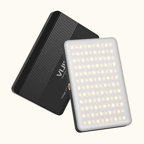 Jual Ulanzi VL120 LED Video Light Harga Murah Terbaik dan Spesifikasi