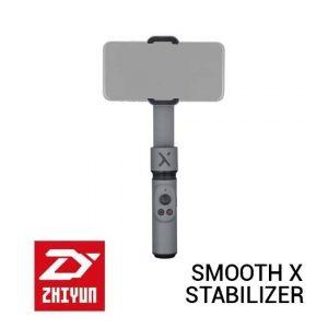 Jual Zhiyun Smooth X Gray Harga Murah Terbaik dan Spesifikasi